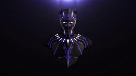 black panther avengers infinity war minimal artwork