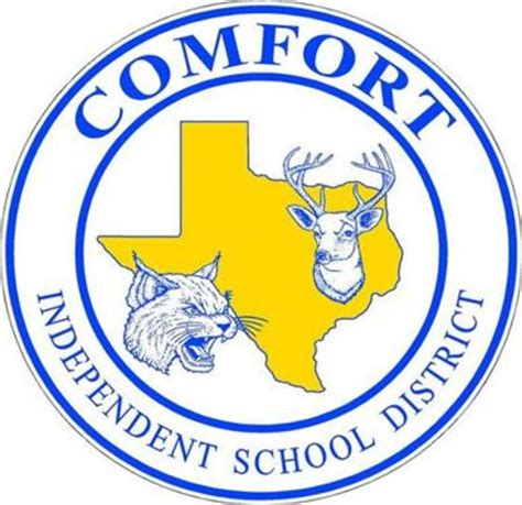 comfort school district comfort independent school district comfort tx