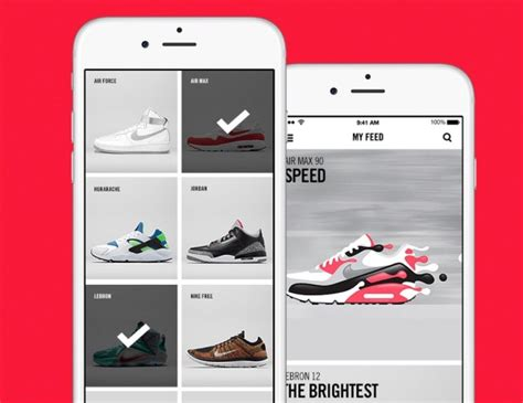 design milk android app nike launches snkrs app for ios and android design milk