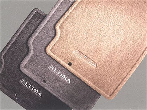 2005 nissan altima carpeted floor mats