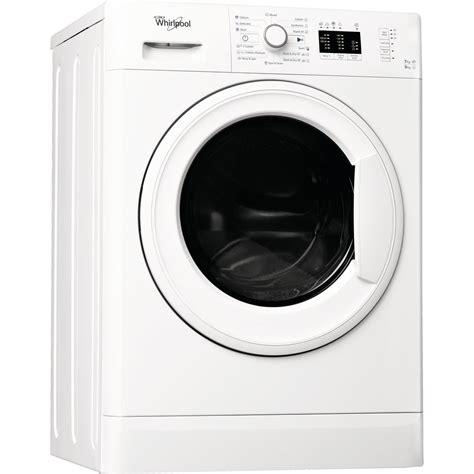 whirlpool front load washer whirlpool wwde 7512 washer dryer front load 7 5kg white hotpoint co ke
