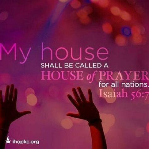 my house will be called a house of prayer house of prayer prayer series pinterest