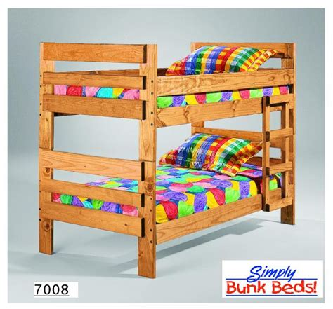 Bunk Bed Clearance Bunk Bed Set Special Solid Wood With Mattresses Houston Mattress King