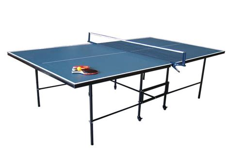 13mm tournament size single folded table tennis ping pong