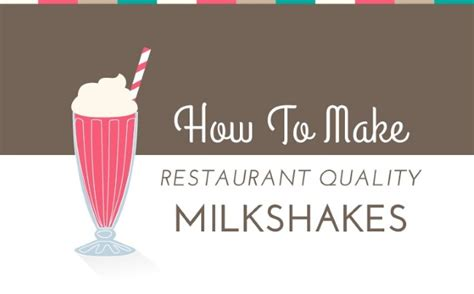 4 thick milkshake recipes blendtec