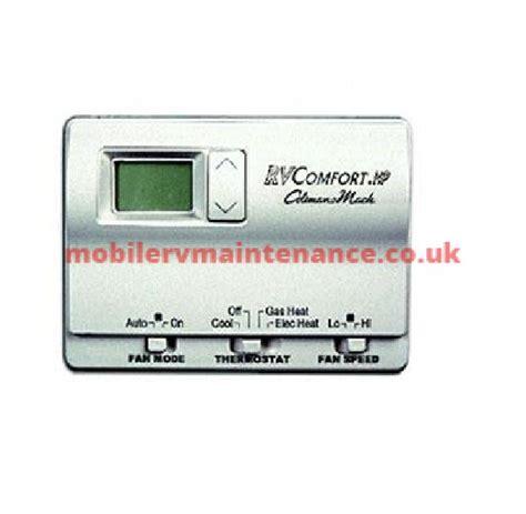 rv comfort coleman mach thermostat american motorhome rv coleman mach digital comfort wall
