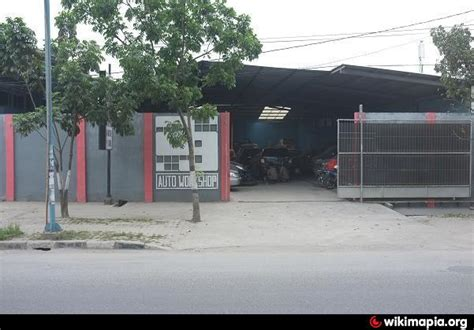 Cat Oven Jakarta bengkel ag medan bengkel asuransi mobil auto repair specialist cat oven car o liner