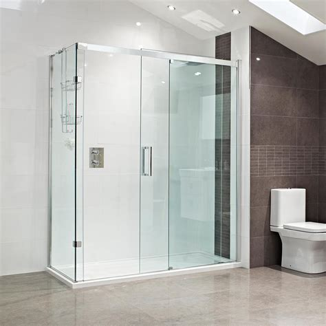 Decem Sliding Door Shower Enclosure Roman Showers Shower Enclosures Sliding Doors