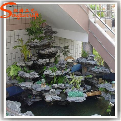 indoor artificial decorative waterfall fountain buy