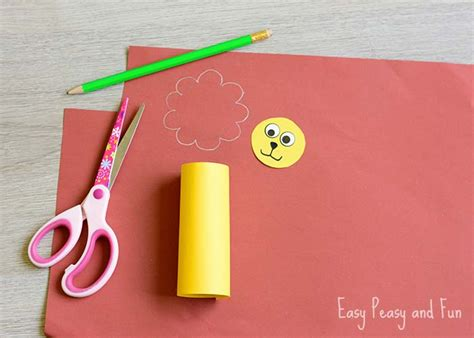 How To Make Rolling Paper Glue - paper roll craft toilet paper roll crafts easy