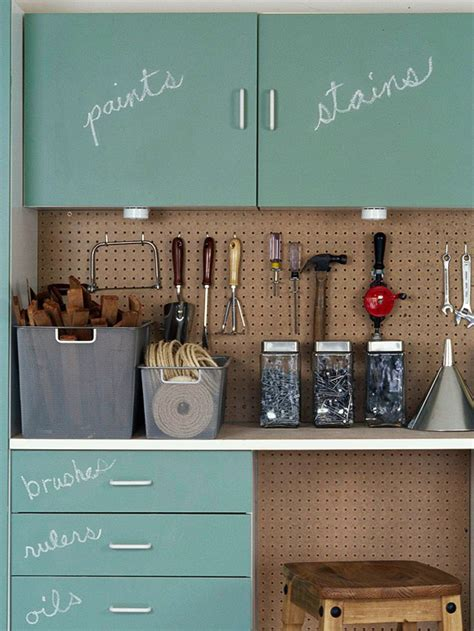top ten pretty  organized garages  sheds remodelaholic