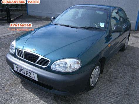 daewoo lanos 2001 parts images