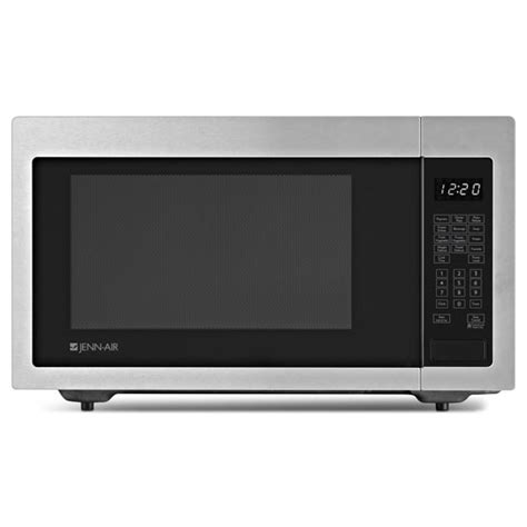 Can A Countertop Microwave Be Built In by Jenn Air Jmc1116as Built In Countertop Microwave Oven 22 Quot Sears Outlet