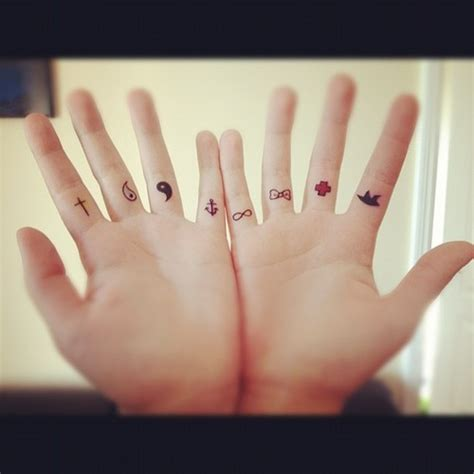 tiny finger tattoos baby year inspiration quot tiny tattoos quot