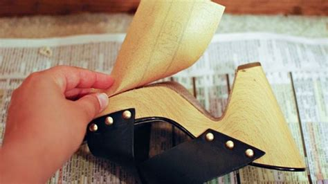 diy shoe sole repair type of glue for shoe repair sole shoes and diy shoe