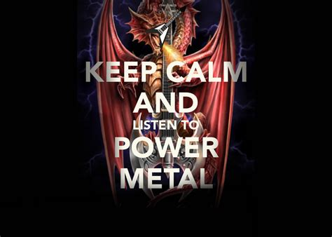 Listen To Metal irl by