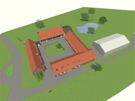 Transformation Grange En Habitation Permis De Construire by R 233 Novation D Une Aile D Un Corps De Ferme 224 Steenwerck