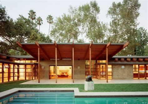 movie house modernist sherman residence in l a by peter tolkin architecture