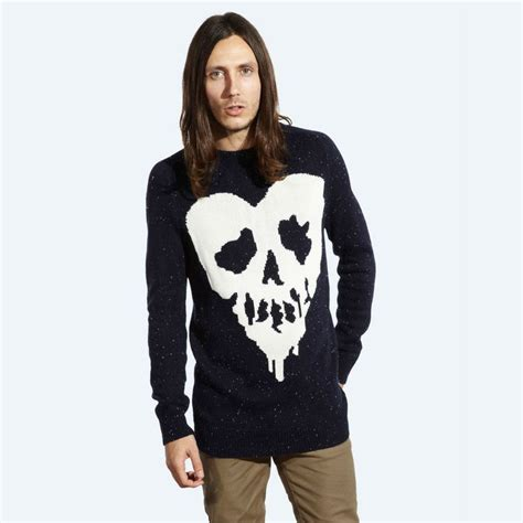 Sweater Droprdead Hoamnavy 1000 images about drop dead wishlist on drop dead clothing sleeveless shirt