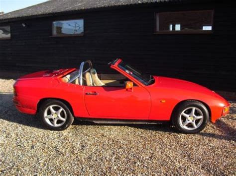Porsche 924 Cabrio by Porsche 924 Cabriolet Rennlist Discussion Forums
