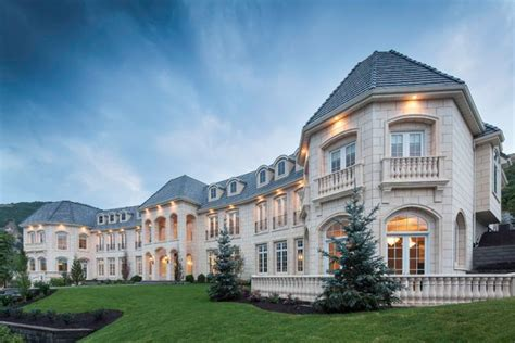 20 000 square foot newly built mega mansion in draper ut