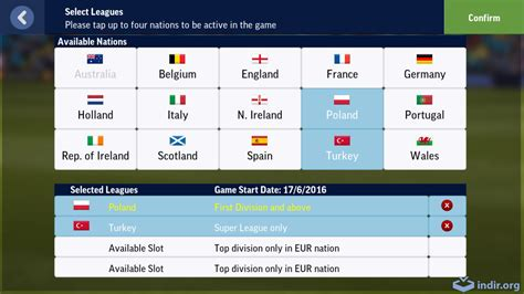 mobile android manager football manager mobile 2017 indir android android