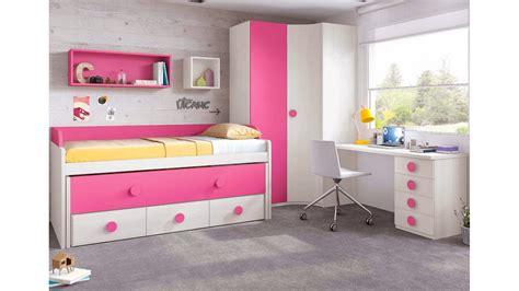 chambre fille avec lit superposé chambre de fille avec lit sur 233 l 233 v 233 gigogne