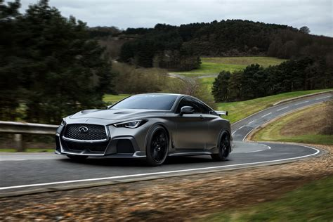 Infiniti Q60 Hybrid by Nissan Clube Infiniti Q60 Project Black S Hybrid Coupe