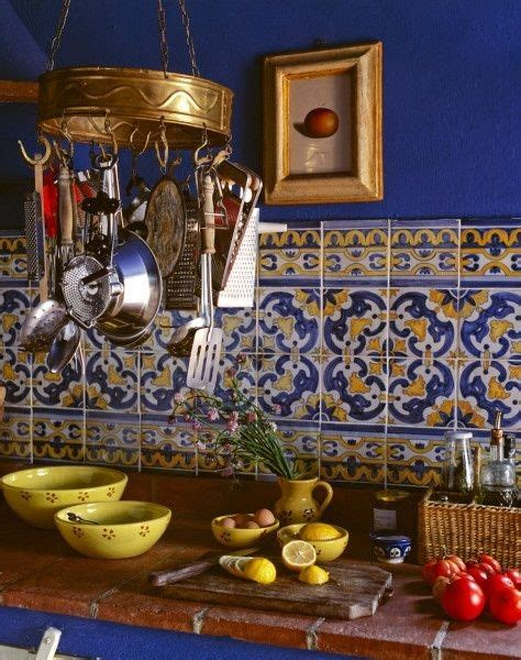 mexican tile interior inspirations kitchen backsplash mexican talavera tile looks 20 photos messagenote