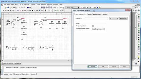 what are capacitors measured in how to measure capacitance
