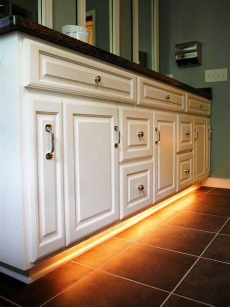 Rope Lights Cabinets Rope Light Under Cabinets Our New House Pinterest