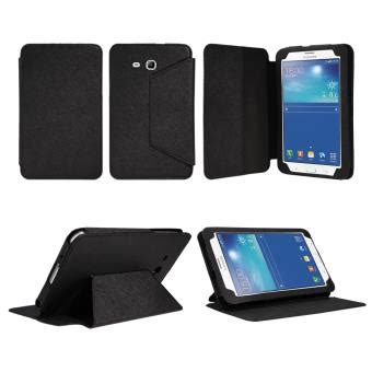 housse cuir style luxe ultra slim tablette samsung galaxy