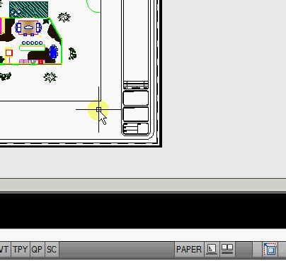 autocad layout exit viewport working in a viewport autocad tips