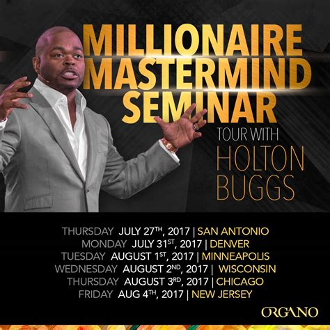 holton buggs house holton buggs hits the road with his millionaire mentorship seminar organo