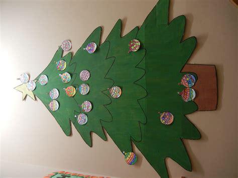 christmas tree bulletin board christmas lights decoration