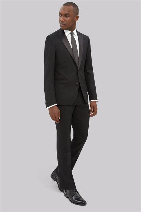 Tuxedo Black dkny slim fit black tuxedo jacket