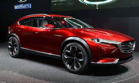 what car company makes mazda mazda cx 9 might its in europe with diesel