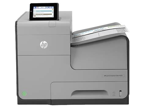 Printer Hp Spesifikasi printer hp officejet enterprise x555dn