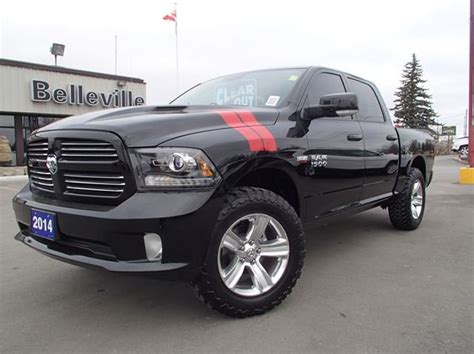 2014 ram 1500 sport lifted new and used dodge ram 1500 cars for sale in belleville