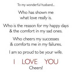 1 year wedding anniversary quotes for husband my wonderful husband quotes quotesgram