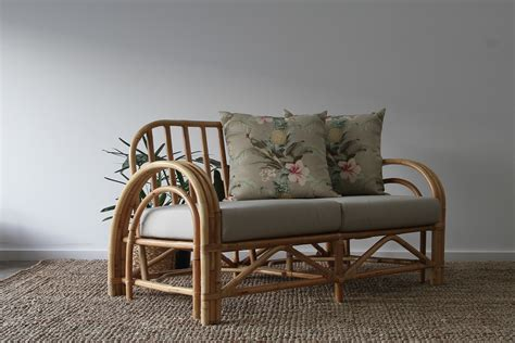 deco ls for sale deco 2 seater arm ls naturally rattan and wicker