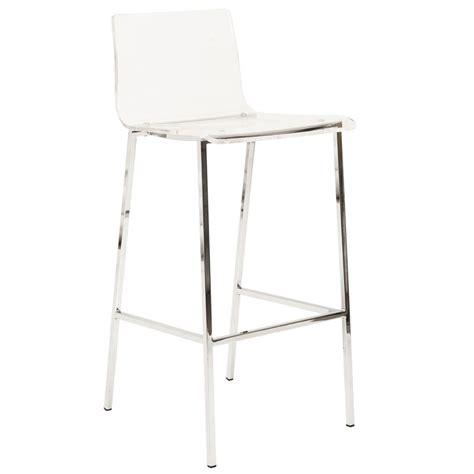acrylic bar stools chandler bar stool modern bar stools eurway furniture