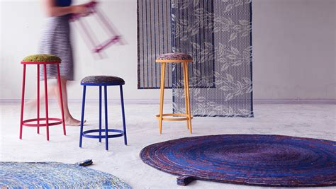 design academy eindhoven toelating 2015 simone post turns rejected fabrics into vibrant interior