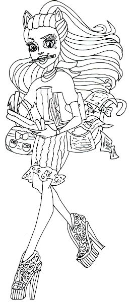 monster high coloring pages baby abbey bominable monster high coloring pages baby abbey bominable