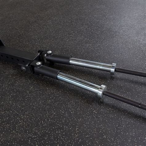 solid sprtb dual t bar row attachment