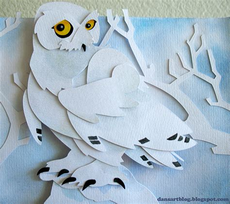snowy snowy owl by wonderdookie on deviantart