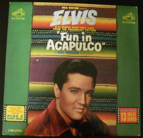 elvis in acapulco lp rca elvis in acapulco at discogs