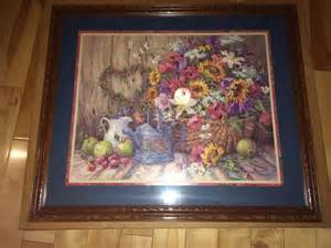 colorful home interiors basket of flowers picture artist