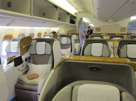 emirates business class 777 emirates will start flying the a380 between the us and