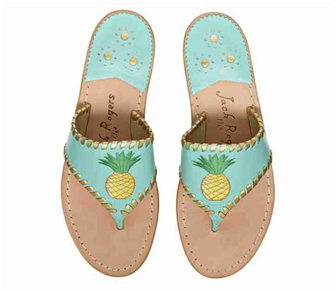 pineapple shoes pineapple sandal blue pineapple flip flops
